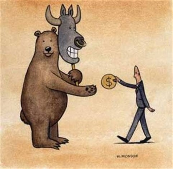 Рынок форекс кто такие медведи