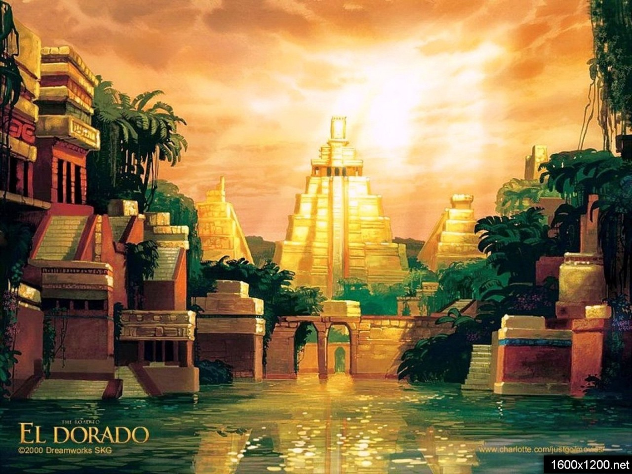 The road to el dorado movie wallpapers wallpapersin4k.net.