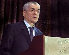 Геннадий Онищенко назначен помощником премьер-министра РФ