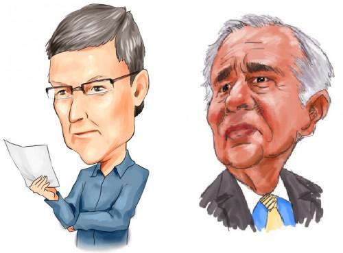 Карл Айкан vs Apple