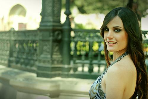 Красивые молодые аргентинские девушки