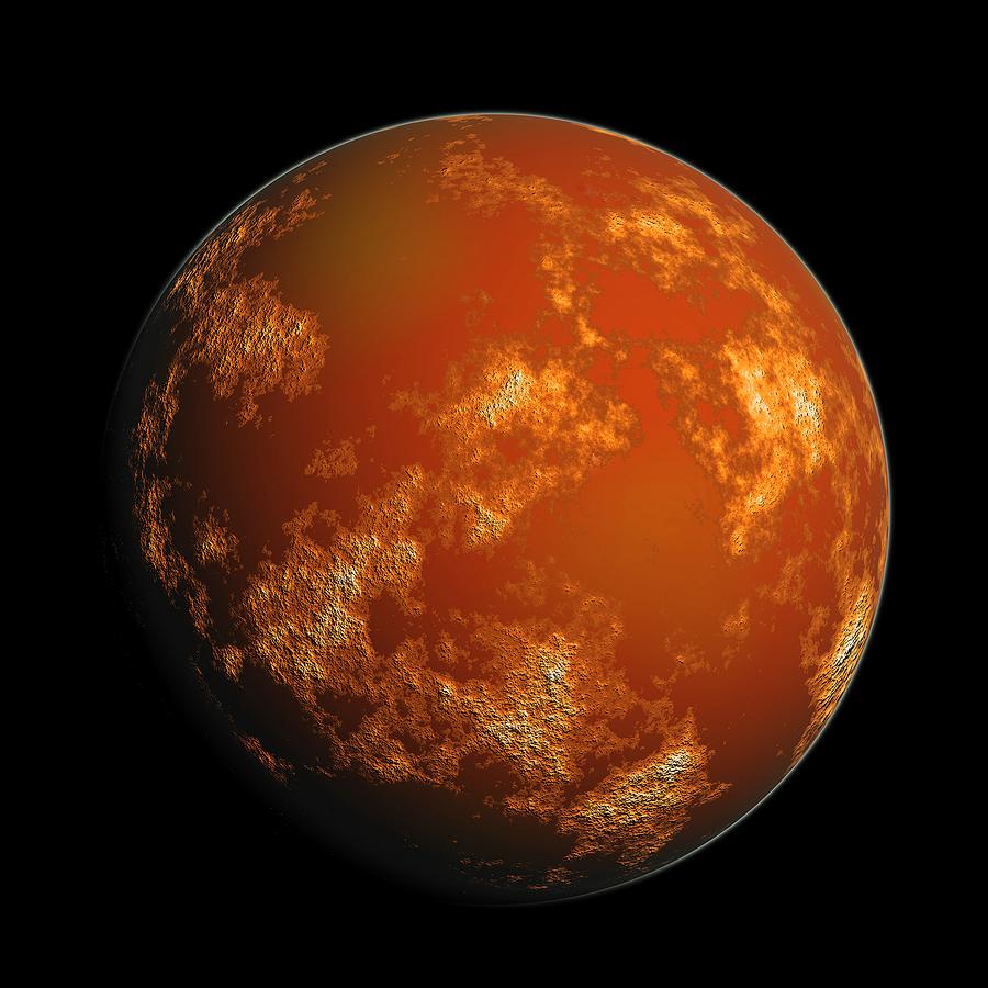 Ученые опровергли теорию обисчезновении воды наМарсе