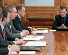Дмитрий Медведев: Радикальных перестановок в правительстве сейчас быть не должно