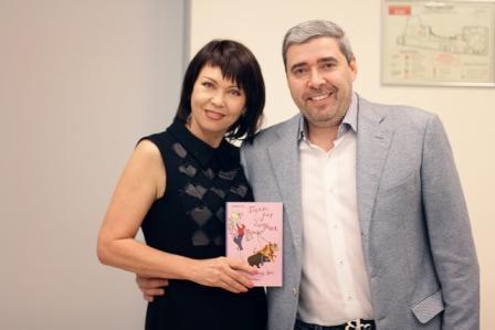 Татьяна Лукашевич и Александр Герчик