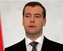 Медведев: ВВП РФ в 2013 году вырастет в лучшем случае на 2%