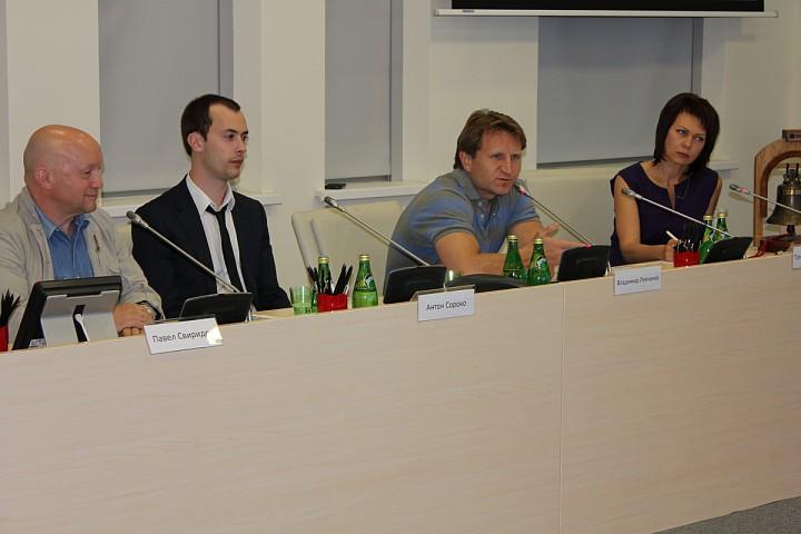 Левченко и Свиридов обсуждают прогнозы на будущее