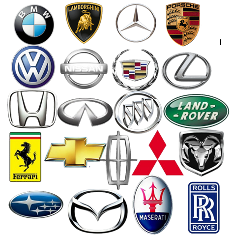 All Luxury Cars Logo And Name