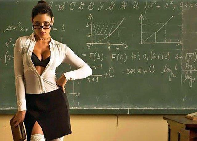 Женщины-учительнцы-