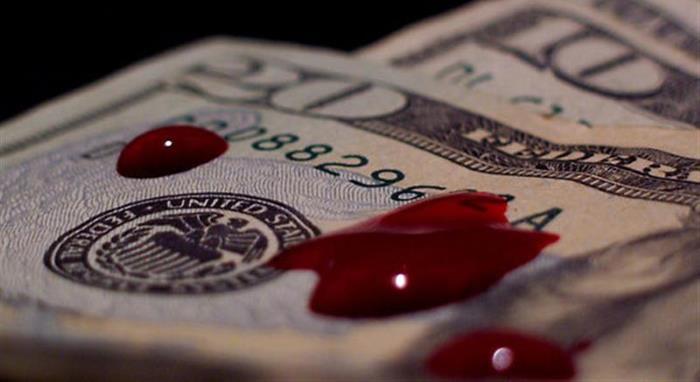 «Банковский концлагерь» или Смерть денег!