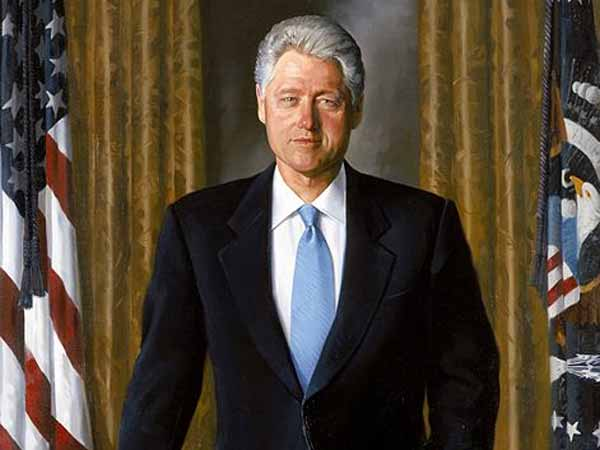 an analysis of president william jefferson clinton as the third president in united states