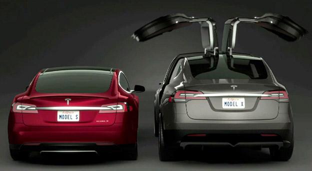 Post tesla model x vs tesla model s what s the for Tesla model x porte