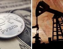 Рубль и нефть: зарабатывая на константе