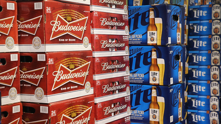 Sabmiller is in the beer and soft drinks business
