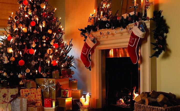 Рынок перед Рождеством