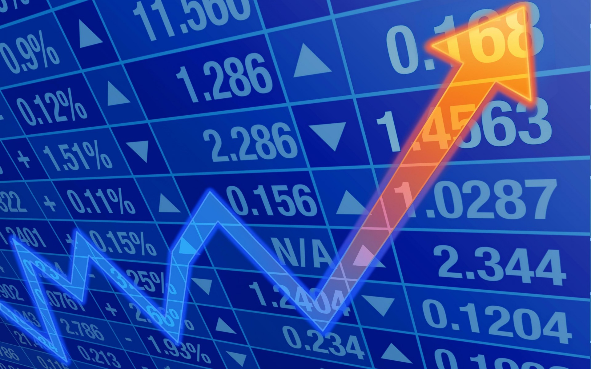a report on the effects of technology on the stock market
