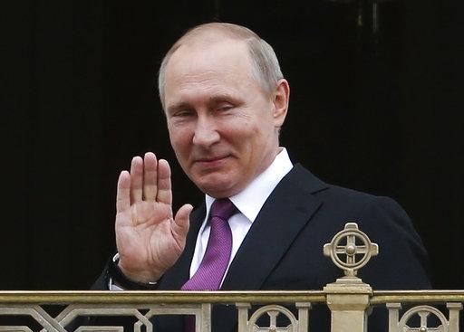 Путин посетил Францию, надеется наладить напряженные связи с Западом