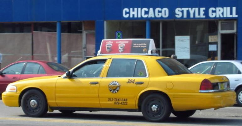 Chicago Cab Industry Collapsing As Medallion Foreclosures Soar