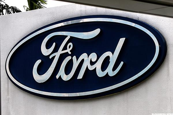 Why Ford (F) Stock Is Up Today