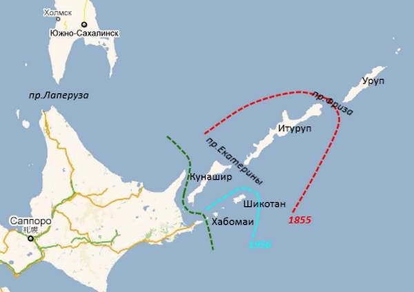 Ожидаемые острова.  Как России заключить мир с Японией и не проиграть