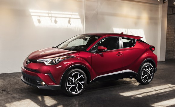 Post Why Toyota Has High Expectations for the AllNew 2018 CHR
