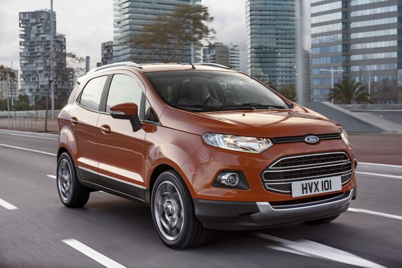 Fordu0027s small EcoSport SUV could be coming to the U.S. soon. Image source Ford Motor Company. : are fords good cars - markmcfarlin.com