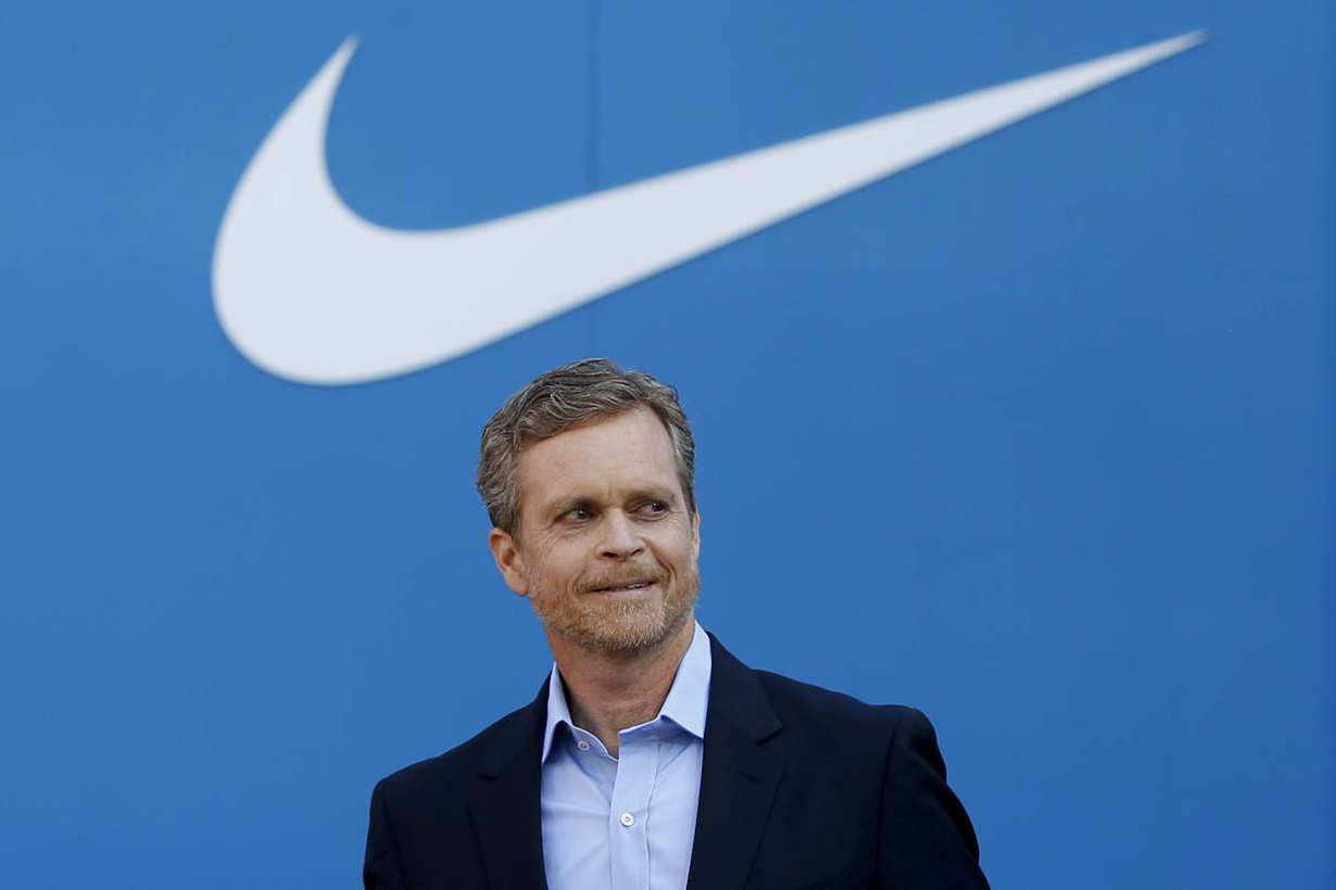 nike s mark parker As nike continues to regroup following a major exec shakeup in the wake of alleged inappropriate workplace conduct, new names are emerging in the discussion around ceo mark parker's likely.