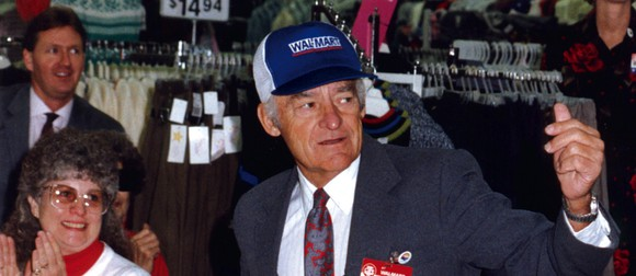 a biography and life work of sam waltons walmart store Sam walton expectations , you , customer , back , want if you love your work, you'll be out there every day trying to do it the best you possibly can, and pretty soon everybody around will catch the passion from you - like a fever.