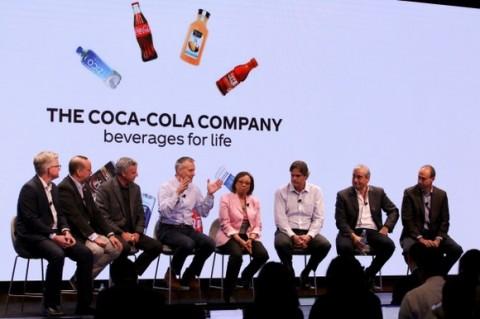 market structure for the coca cola company